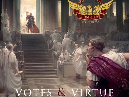 More backstabbing in the Roman Empire