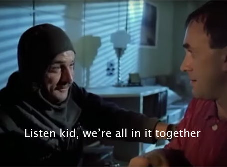 Home Alone 3 (we're all in it together)