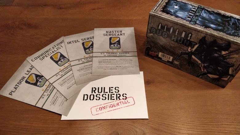 Four rulebooks