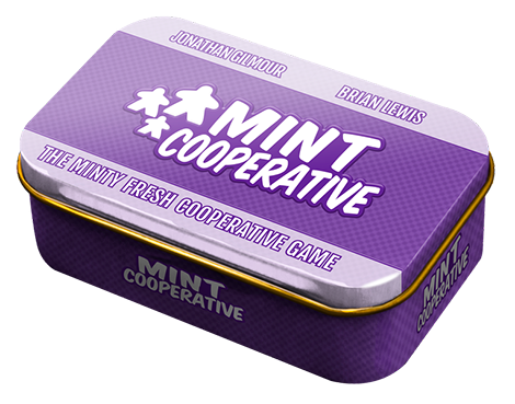 Mint Cooperative tin