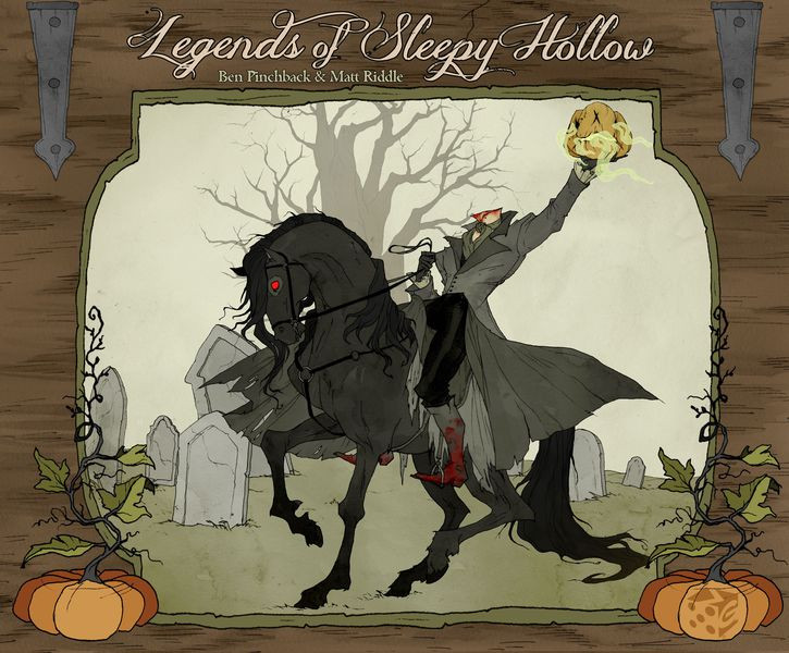 Legends of Sleepy Hollow (box cover)