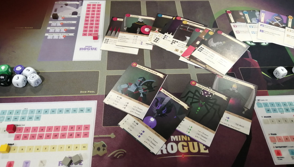 Mini Rogue at the UKGE 2019