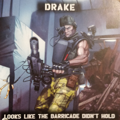 "Drake: ""Looks like the barricade didn't hold"""