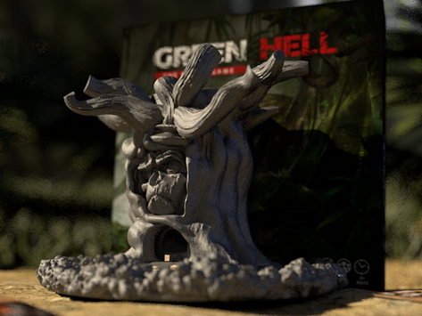 Green Hell: The Board Game is live (again)
