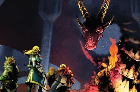 Line up for fantasy battles