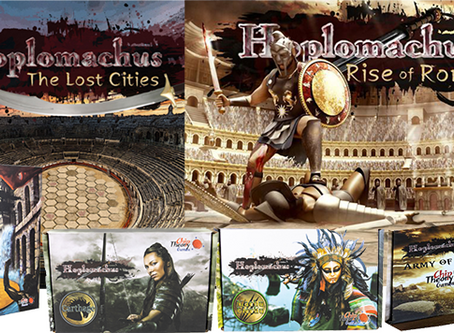 Hoplomachus: Fall of Rome