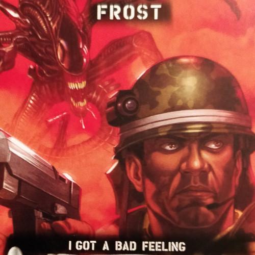 "Frost: ""I've got a bad feeling"""
