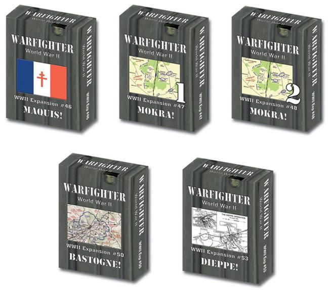 Warfighter Battle Packs