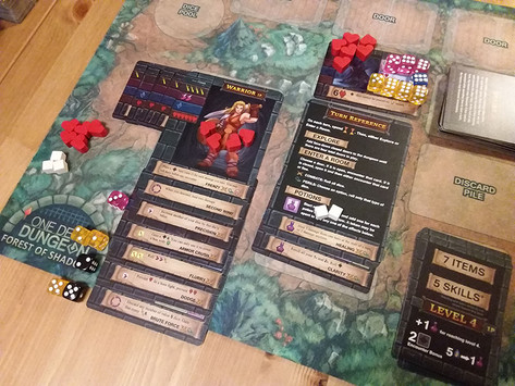 One Hundredth Deck Dungeon