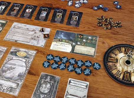 One Player, Many Cats of Ulthar