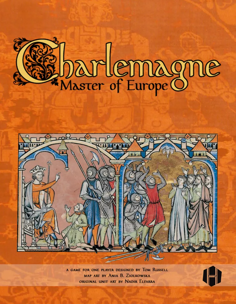 Charlemagne, Master of Europe
