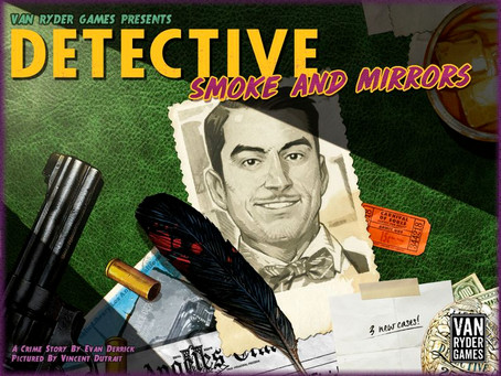 A case of nostalgia (Detective: Smoke and Mirrors is live)