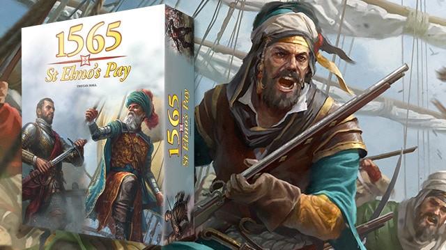 1565: St Elmo's Pay Kickstarter campaign