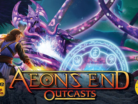 Aeon's End: Outcasts is live (Aeon's Endless)