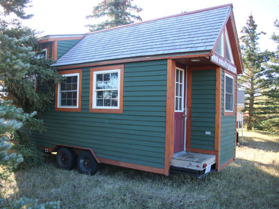 The Wicked Tiny House finally has a home in Bozeman
