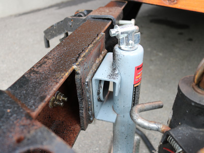 Trailer Brakes (and other adventures in welding) Part 2