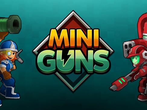 Miniguns - Omega Wars