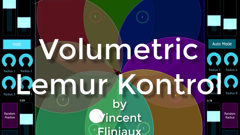 Volumetric Lemur Kontrol