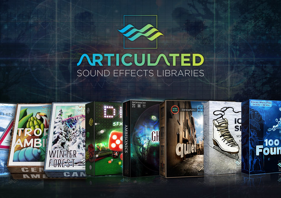 Articulated Sounds