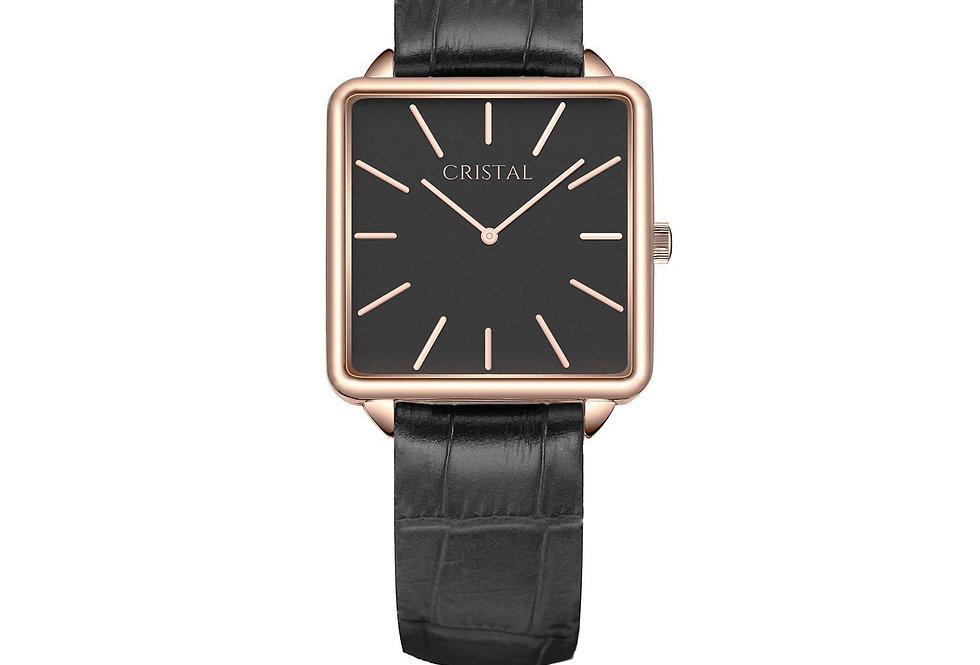 La montre noire