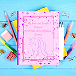 My Pink and Purple Unicorn Gratitude and