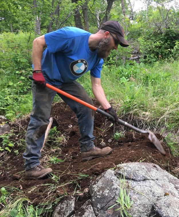 Piedmont Volunteer Trail Crew