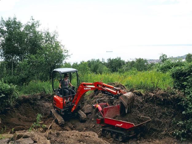 Digging Rare Dirt