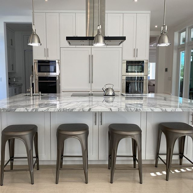 Our staging advice for kitchens remains