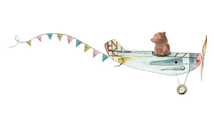 Children's Party Illustration