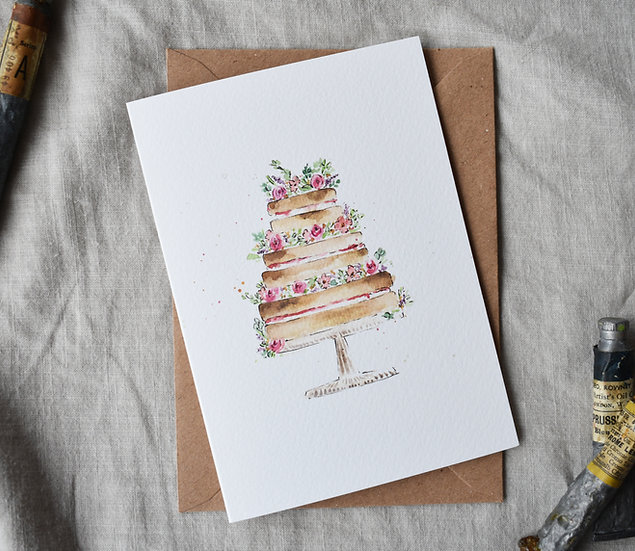 Floral Tiers
