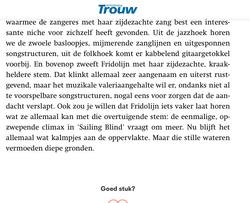 TROUW