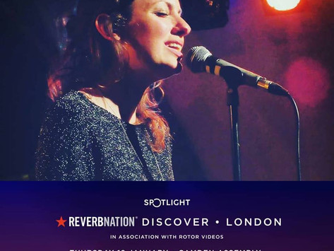 LONDON SHOWCASE - JANUARY 18