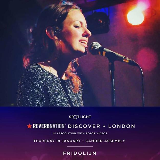 LONDON SHOWCASE - JANUARY 18