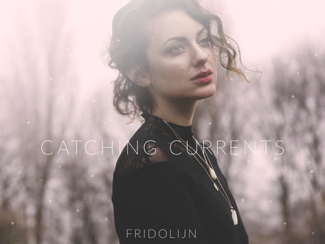 New Album: Catching Currents out in Japan