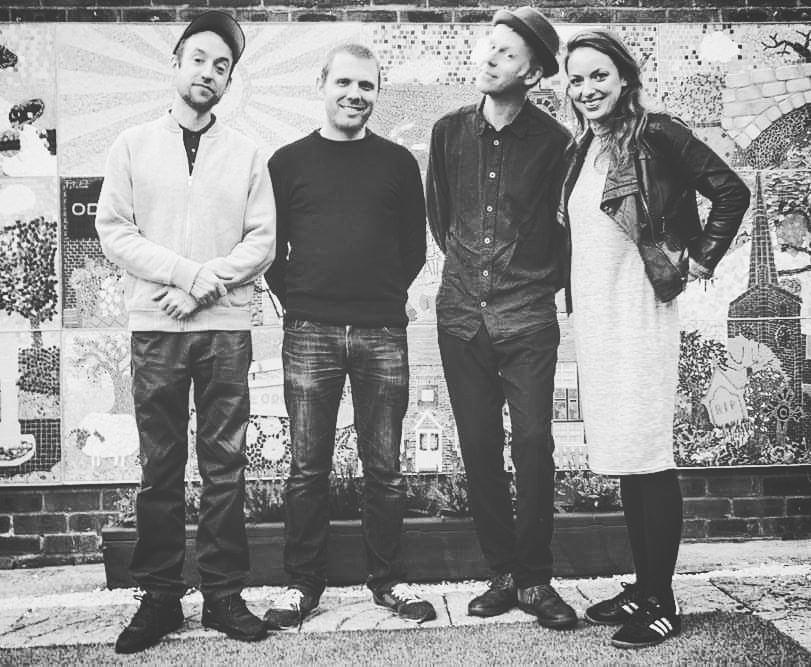 Stuart McCallum quartet