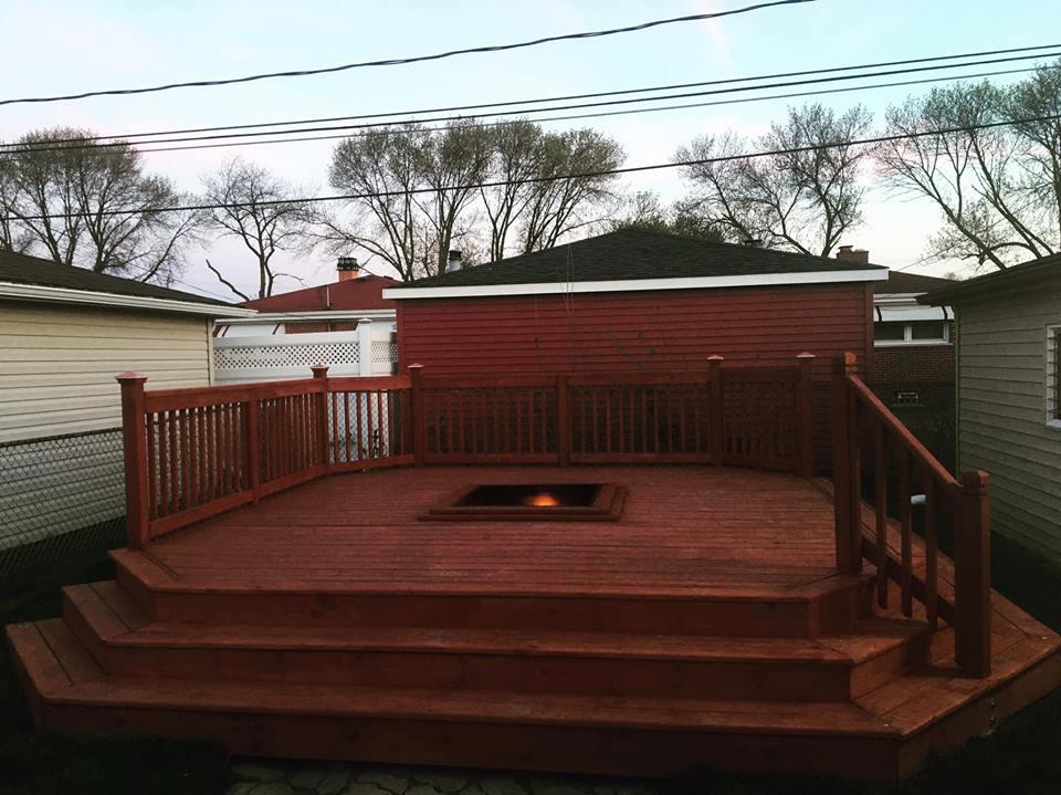 Deck After