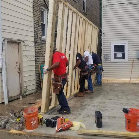 Setting New Walls