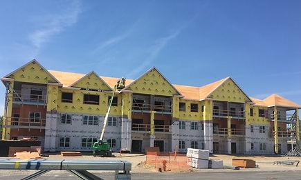 roof sheathing