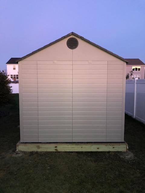 Shed After