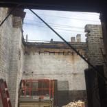Roof Demolished