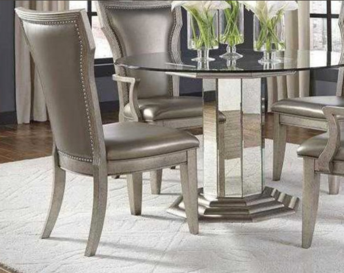 Couture Silver Dining Set | Ainezi