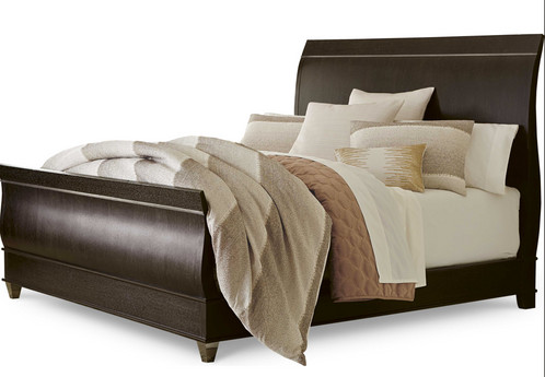 art furniture greenpoint coffee bean queen size sleigh bed additional of quartered white oak veneers and ash solids the greenpoint
