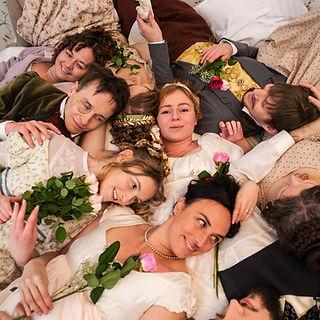 Fortune & Felicity Austen larp