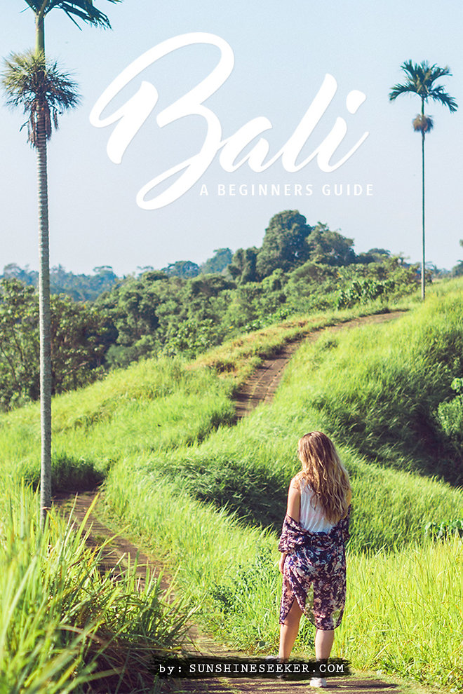 A beginners guide to Bali