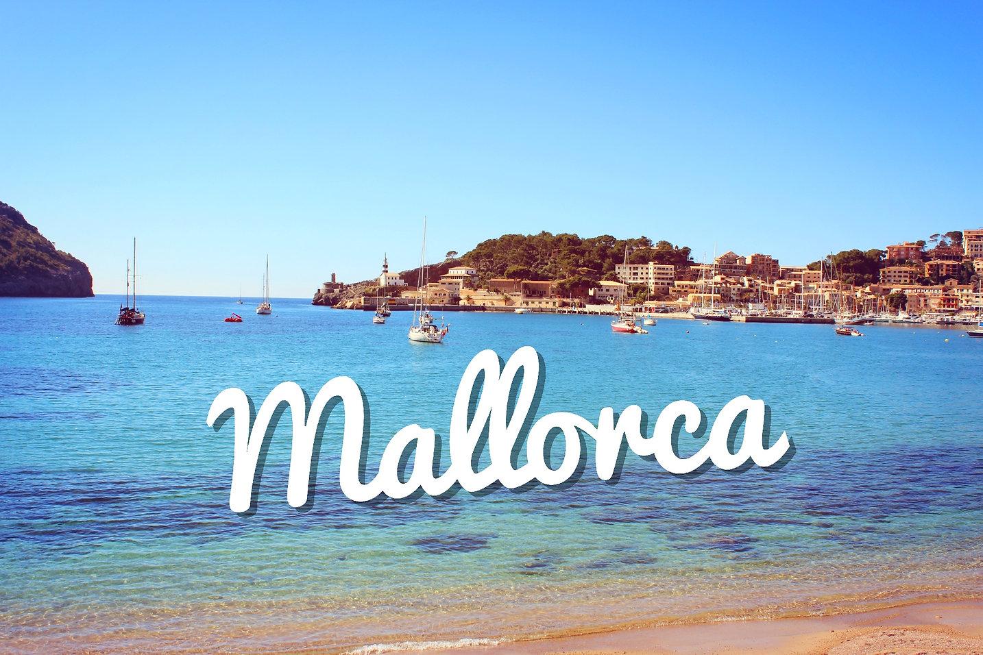 Discovering Mallorca