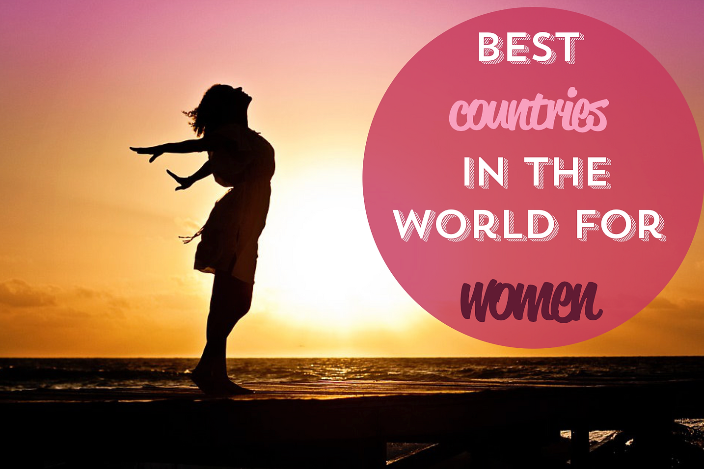 Best countries in the world for women