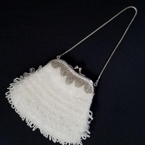 Vintage Beaded Handbag I4308