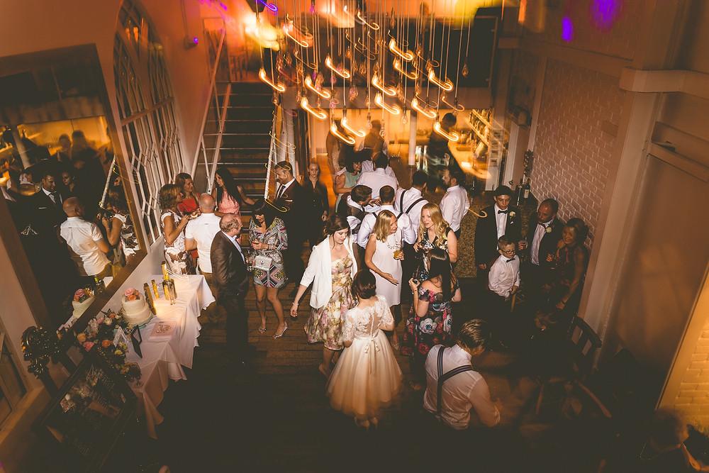 Christmas wedding venues Essex