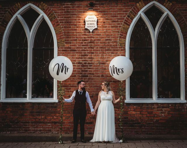 Alternative wedding venue