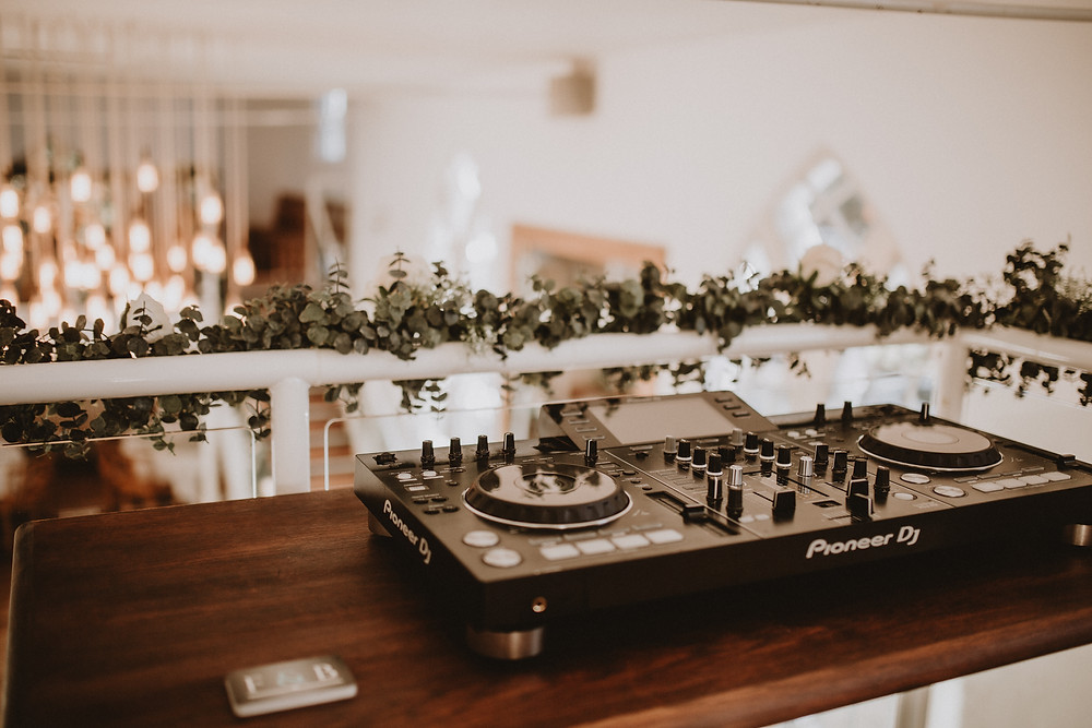 Alternative Wedding DJs in Essex. Unique boutique wedding venue
